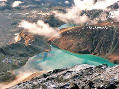 Lacs de Gokyo Népal
