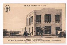 Turkey / Souvenir de Djibouti - ARMENIAN House R.Vorperian