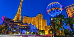 Las Vegas, Nevada  Saturday, February 21, 2015: 1,000 Places to See Before You Die - 2015 Page-A-Day Calendar