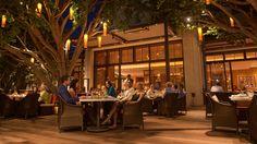Oak Grill at Island Hotel Newport Beach, California, USA