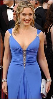 Kate Winslet believes curves are 'natural, womanly and real'.. What a great woman to look up to!