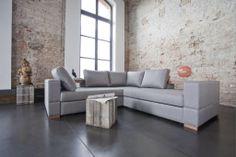 Naroznik Arezzo/Bizzarto; Arezzo corner sofa from Bizzarto