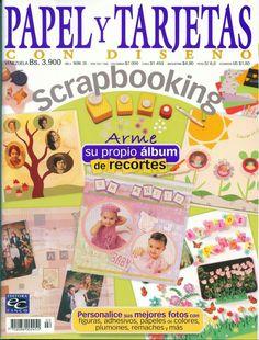 Revistas de manualidades Gratis: Scrapbooking: como armar un album de recortes