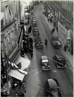 Strøget 1937