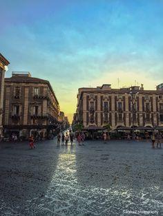 Catania Via Garibaldi -SandraZ
