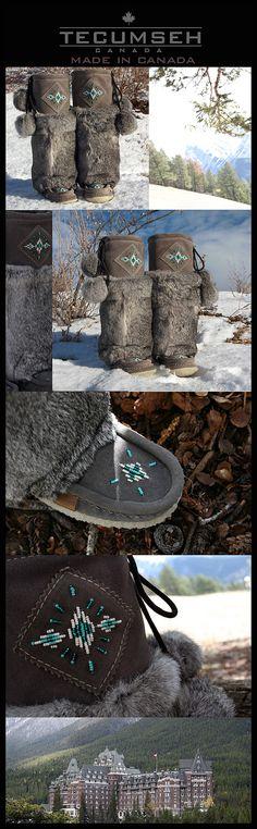 Tecumseh Mukluks | Luxurious Mukluks | Mukluk Boots | Fur Boots | Mukluks | Tecumsehbrand.com