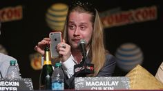 """Macaulay Culkin is living an enviable life.  """"I'm a man in his mid-30s who's essentially retired,"""" Culkin says.  The Home Alone actor says he spends most of his days painting, writing in his notebooks, and """"whatevering."""" However, he does work with his pals on passion projects, such as his upcoming appearance"""
