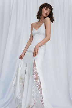 a6dc5a380cd Galvan London Windmill bridal dress Satin Gown, Silk Satin, Galvan, Gowns  Of Elegance