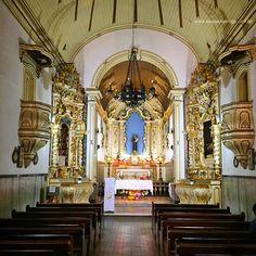 Santo Antonio Church - Sao Paulo, Brazil