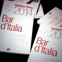Tutto pronto al Bar Zucca di #Torino per sentire le gioie gastronomiche alla portata di tutti! Bar d'Italia 2014 del @Stefano Gamberini Rosso pic.twitter.com/DzD4qGy5Gb