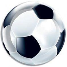 Pappteller Fußballmatch, 23cm, 8er Pack