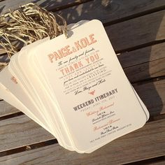 """Follow EyeDo STL for more pins! """"Like"""" Us on Facebook (www.facebook.com/eyedostl) for some awesome wedding posts!!  #itinerary #invites #wedding"""