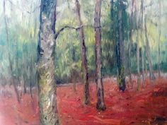 July 14, 2012 Daisy and Duke Painting Sale! Three Paintings Sold in Gallery!   Plein Aire in Maine