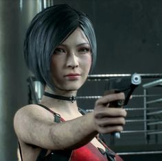 Coffee1983 in Instagram Ada Resident Evil, Ada Wong, Evil World, Video Games Girls, Mileena, Jill Valentine, Welcome To The Family, Video Game Characters, Metroid