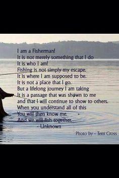 I Am a Fisherman!