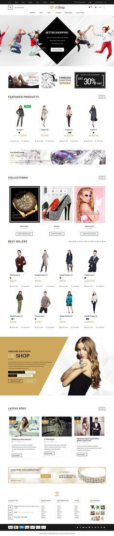 30 New Best Responsive Premium Templates 23 March 2015 #website #design #inspiration
