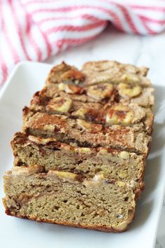 Banana bread… I'm obsessed. Always have been, always will be. Honestly, I don't really remember having banana bread as a kid. I was more a chocolate chip cookie type kiddo… still am. But, I digress. I got hooked in the banana sweet stuff in high school. One day someone brought a loaf over for some …