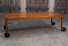 AKMD Collection - Rolling Dining Table