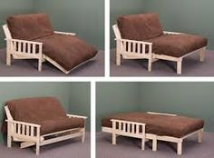 Image Result For Tri Fold Convertible Chair Bed Futon Frames Queen