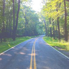 The road less traveled!