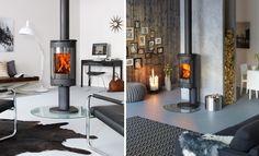 Norwegian fireplace