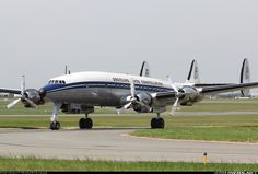 Lockheed L-1049F Super Constellation aircraft picture