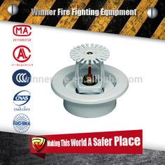 high demand in market residential fire sprinkler heads