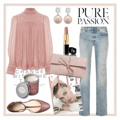 """Pink for spring.........."" by tiraboschi-b on Polyvore featuring moda, Isabel Marant, R13, Nine West, LULUS, Jankuo e Himalayan Trading Post"