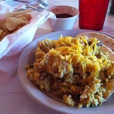 Don Juan Breakfast Taco from Juan In A Million
