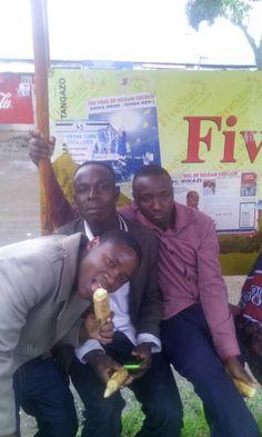 Man Sheby +friends
