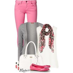 """""""A Scarf!"""" by lindsee00 on Polyvore"""