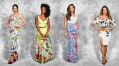 Feirinha Chic : Os looks da festa da Novela Sol Nascente