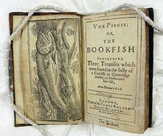Vox Piscis, or, The BookFish