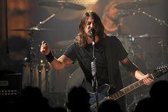 The Foo Fighters performing on VH1 Storytellers from Foo ...