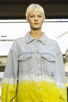 MSGM Fashion Show Ready to Wear Collection Spring Summer 2018 in Milan