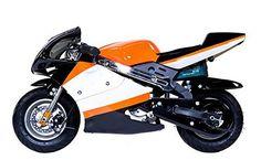 1000watt High Performance Electric Pocket Bike - Large Battery