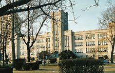 Atlantic City High School, built 1923