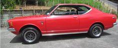 1973 Toyota Corona Coupe