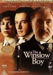 The Winslow Boy (1999) Poster