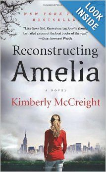 Reconstructing Amelia: A Novel: Kimberly McCreight: http://librarycatalog.becker.edu/search~S0/i?SEARCH=9780062231390