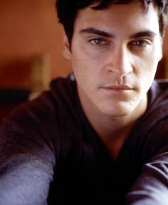 Joaquin Phoenix - been in ♥ with him since he was known as Leaf Phoenix in Parenthood