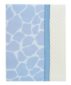 Take a look at this Blue Giraffe Record Book by pepper pot on #zulily today!