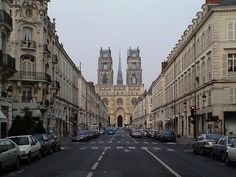 Orléans , France.  Spent a year working here . Dull provincial town but only an hour from Paris .
