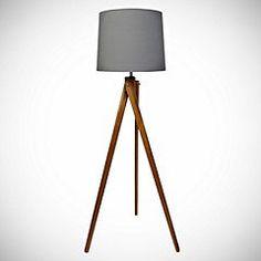 Coby Wooden Tripod Floor Lamp Twmmh Lighting Pinterest Tripod Wooden Tripod Floor Lamp