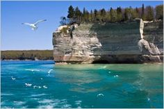 A four-day trip through the sparsely-populated Michigan Upper Peninsula takes you through a historical park, a national lakeshore, and Isle Royale—one of the most remote and stirring national parks.