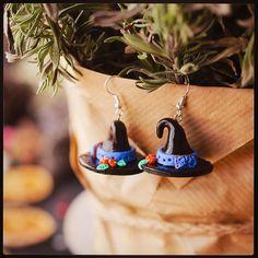 Halloween soon buy Witches' hats Halloween earrings :jack_o_lantern::jack_o_lantern::jack_o_lantern::jack_o_lantern::jack_o_lantern:☠️☠️☠️☠️☠️☠️☠️:jack_o_lantern::jack_o_lantern::jack_o_lantern::jack_o_lantern::jack_o_lant Halloween Earrings, Jack O, Witches, Lantern, Halloween Decorations, Drop Earrings, Hats, Unique, Instagram Posts