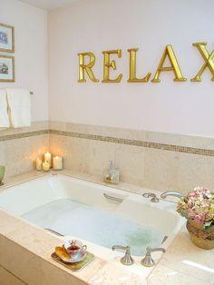 Master bath renovation | Ideas for adding on a spa-like bathroom for the master suite | #Designthusiasm