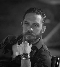 Tom Hardy by Greg Williams