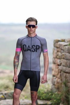 Grey Pink Jersey