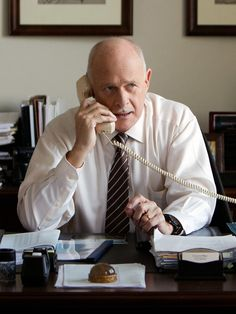 HOUSE OF CARDS Gerald McRaney; outstanding character actor --wonder which real person the character Tusk is based on.